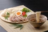 つけ麺つゆ素麺